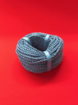4mm Blue Polypropylene Rope - 30m Coil